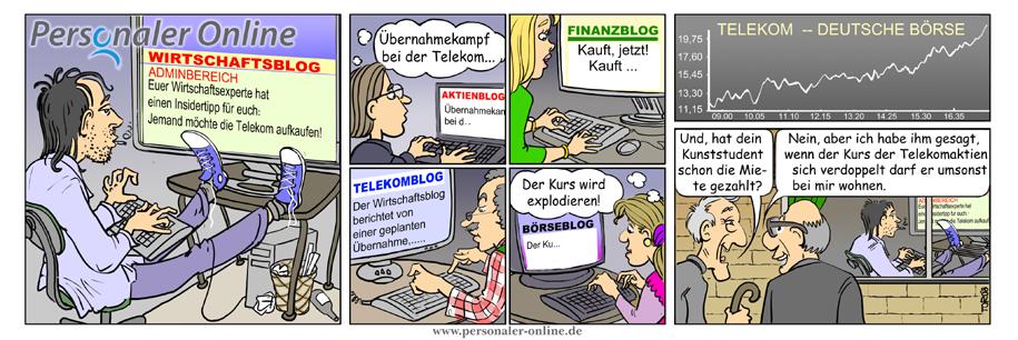 Comic Blog